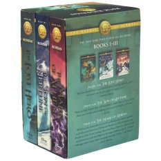 The Heroes Of Olympus Paperback 3book Boxed Set By Galleon.ph.
