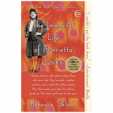 The Immortal Life Of Henrietta Lacks Book By Mediaholics.