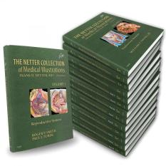 The Netter Collection Of Medical Illustrations Complete Package 2e Netter Green Book Collection By Galleon.ph.