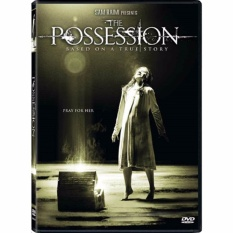 The Possession (2012) DVD