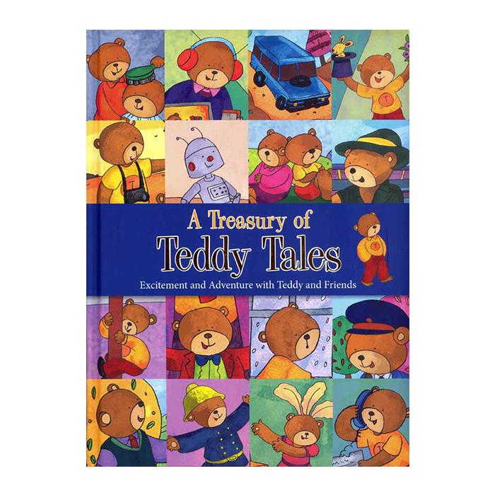 WS A Treasury of Teddy Tales