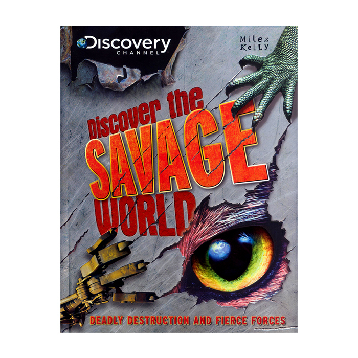 WS Discover the Savage World