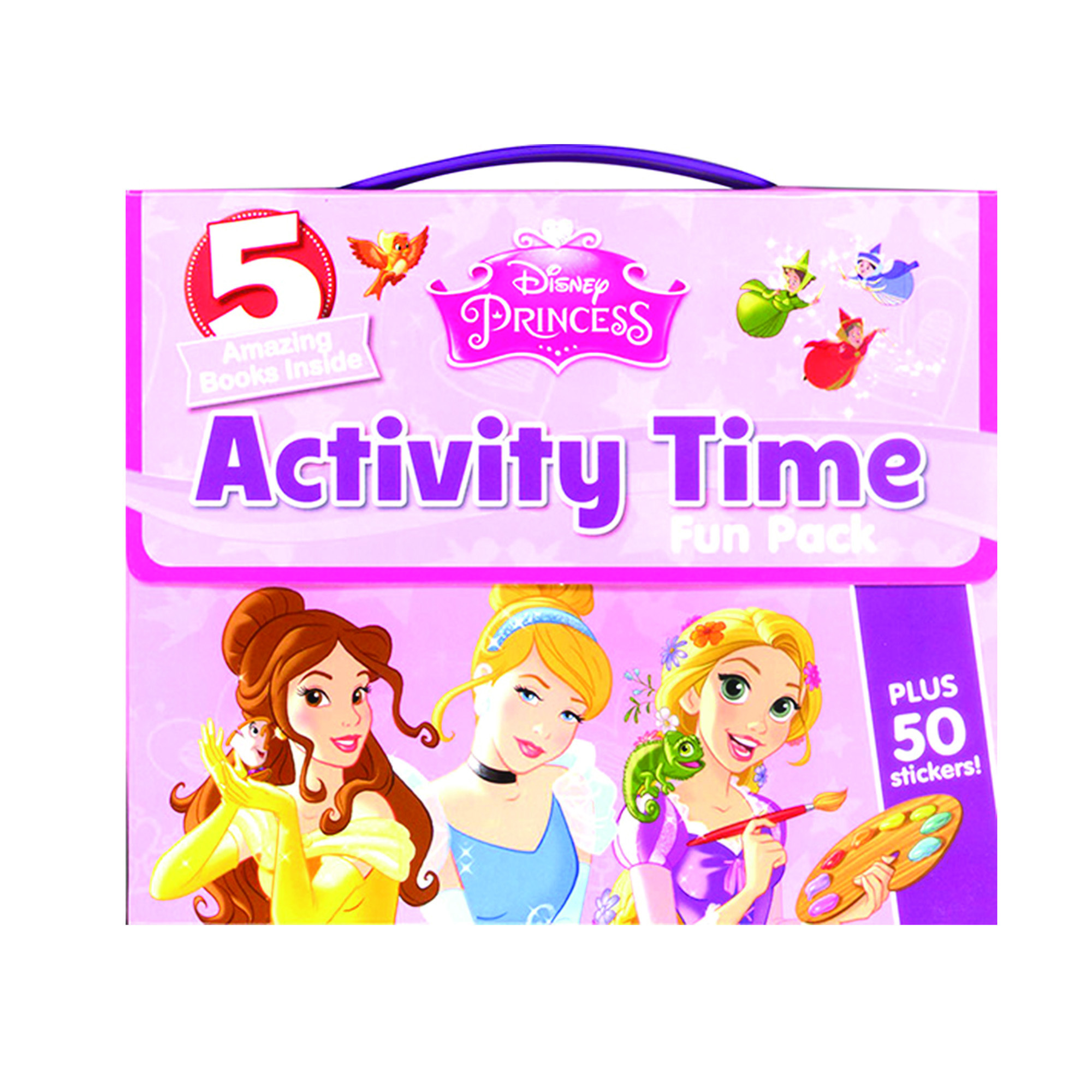 WS Disney Princess Activity Fun Pack product preview, discount at cheapest price