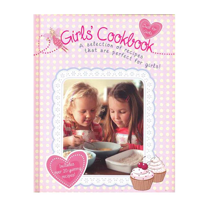WS Girls' Cookbook