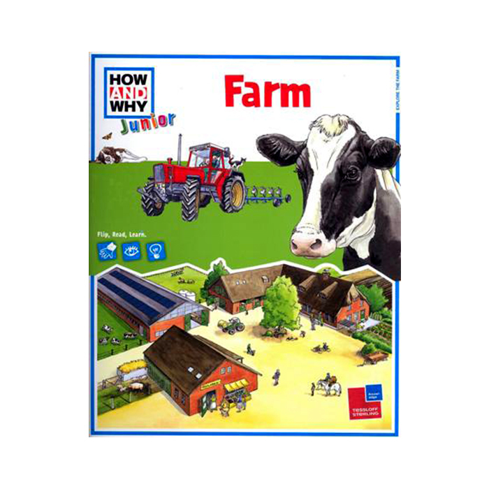 WS How and Why Junior Farm
