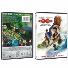 Xxx: Return Of Xander Cage Dvd By Lifebooks.