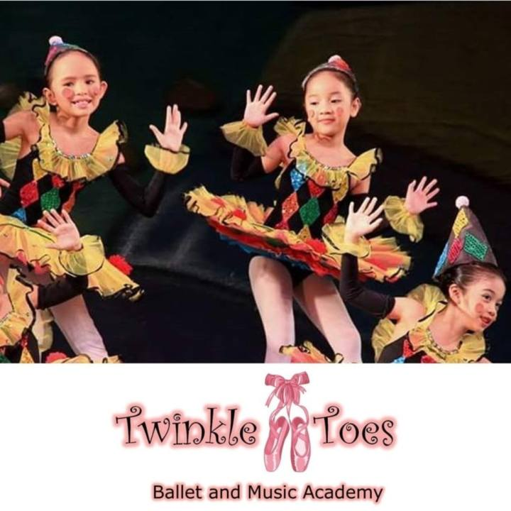 Twinkle Toes Ballet and Music Academy Php 500 Cash Voucher