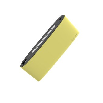 10000mAh Powerbank with Battery Sensor (Yellow) - picture 2