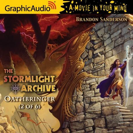 [audiobook] The Stormlight Archive - Oathbringer (part 2) By Brandon Sanderson By Audiobooks.