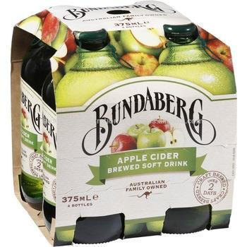 Bundaberg Apple Cider 4-Pack By Jj Stash Partner.