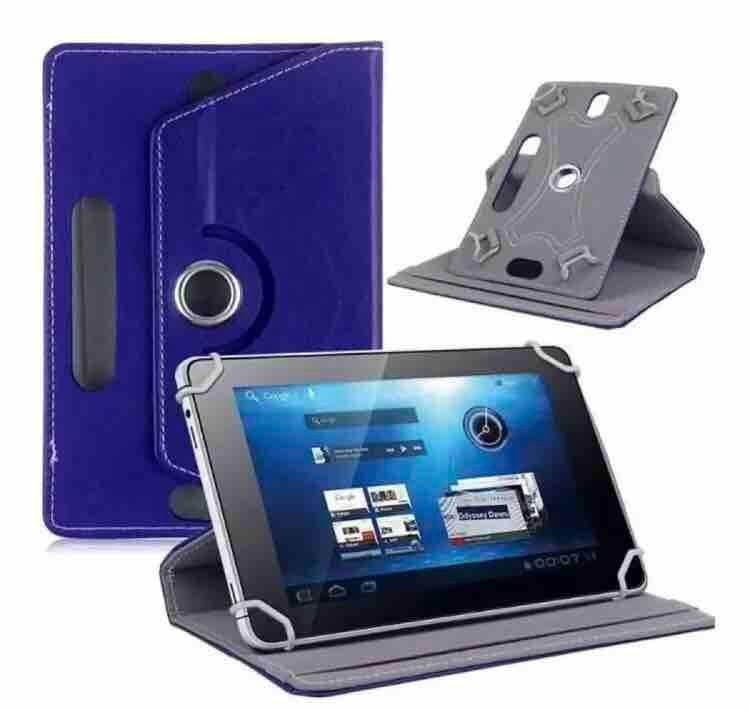 7 Inch Universal Tablet Pu Leather Case Cover Universal 360 Degree Rotating Case For 7.0 By Ccl Philippines.