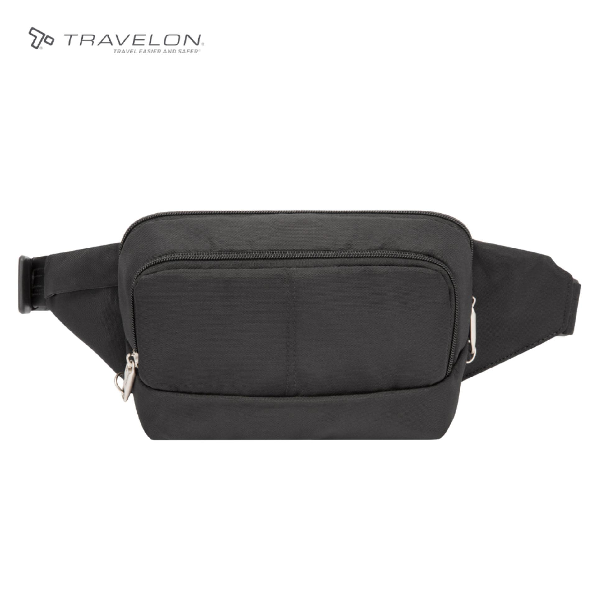 best place fashion style cheap price Travelon Anti-Theft RFID Protected Classic Waist Pack