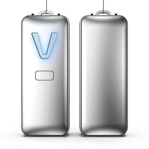 Vòng Cổ Máy Lọc Không Khí Đeo Được Cá Nhân Máy Làm Mát Không Khí Cầm Tay Mini Ionizer Tiêu Cực Ion Máy Phát Điện Chống Virus