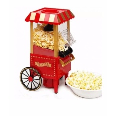 Air-Pop Type Popcorn Maker (red) By Mags1114 General Merchandise.