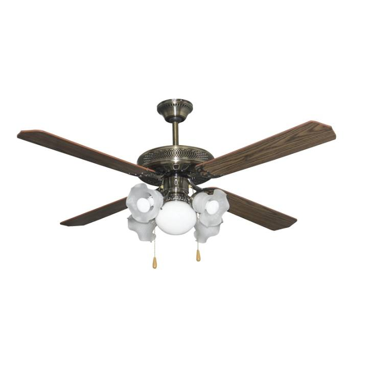 "Giant Ceiling Fan Price Philippines: American Legacy 52"" Ceiling Fan (Wood Blade)"