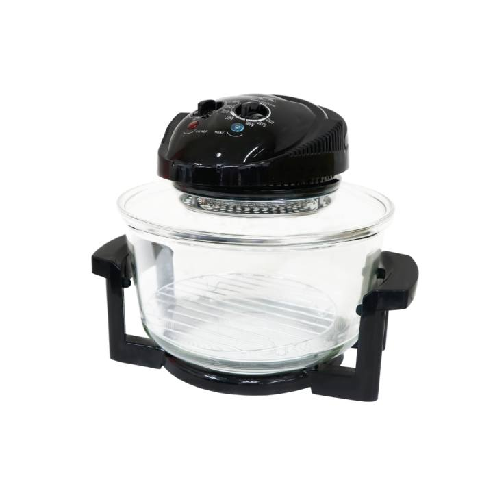 American Legacy Turbo Broiler (Halogen Oven) Black