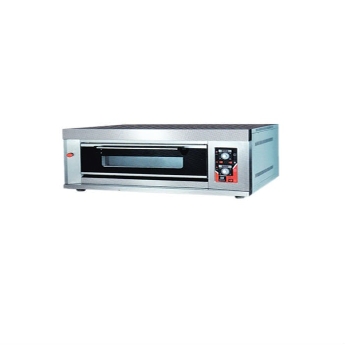 Durafours 1 Deck Gas Oven (Silver) product preview, discount at cheapest price
