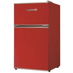 Fujidenzo 3.5 Cu. Ft. Two-Door Personal Refrigerator Rdd-35r (lucky Red) By Fujidenzo.
