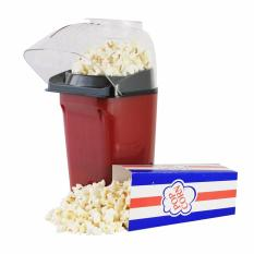 Gmy Hot Air Popcorn Machine - Healthy Popcorn Maker (red) By Gmy Shop.