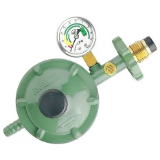 Icook Ic-328 Lpg Gas Regulator W/ Anti-Leak Feature By Citideals.