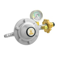Icook Ic-368 Lpg Gas Regulator W/ Anti-Leak Feature And Pressure Gauge By Citideals.