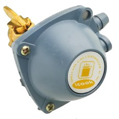 Lpg Gas Regulator Icook Ic-90 (for Solane / Shellane) By Citideals.