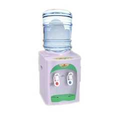 Micromatic Mwd-203 Table Top Electric Water Dispenser (white/green) By Ios Electronics