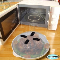 Microwave Hover Anti Sputtering Cover