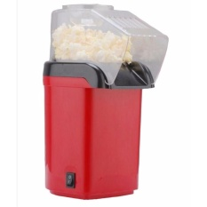 Mini Hot Air Free Oil Popcorn Machine Snack Maker With Free Headset W/ Mic By Click Click.