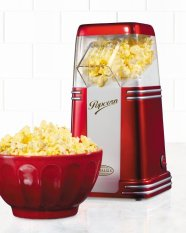 Nostalgia Rhp-310 Hot Air Popcorn By Nbe - Nostalgia
