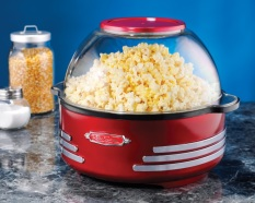 Nostalgia Stirring Pop Corn Maker Sp-300 By Nbe - Nostalgia.
