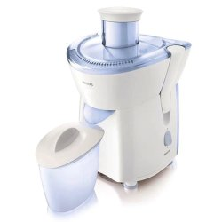 Philips HR1823 Juice Extractor 400ml (White)
