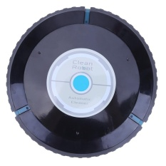 Smart Vacuum Cleaners Creative Intelligent Automatic Sweeping Clean Robots(Black) - intl
