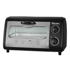 Tough Mama Ntmot 8ss 8l Oven Toaster Black
