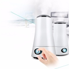 Ultrasonic Low Noise Air Humidifier(white)xy20 With Free Essential Oil By Septwolves General Merchandise.