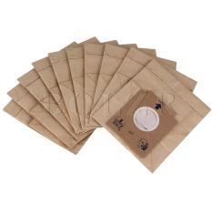 5cm Od 4 2cm Id Vacuum Cleaner Kraft Paper Dust Bag Set Of 10