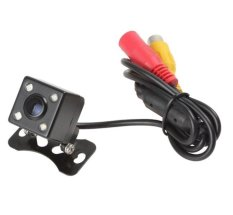 110-Degree Night Vision Waterproof Car Rear View Camera With 4 Led Lights Reverse Backup Camera By Happy Choice.