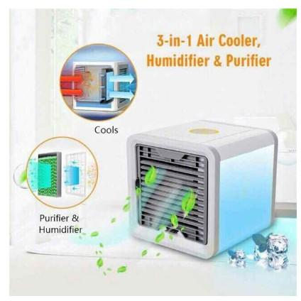 LOVE&HOME New Arctic Air Personal Space Cooler, Portable Air Conditioner