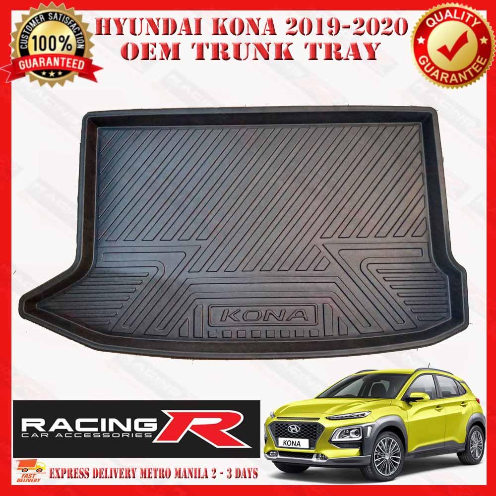 Hyundai Kona 10 - 10 OEM Rear Trunk Tray or Cargo Tray ( Car  Accessories)