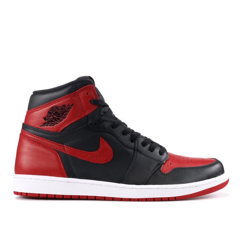 c892237e847 nike Jordan 1 Basketball White Red For Men Shoes