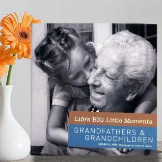 Lifes Big Little Moments; Grandfather And Grandchildren By Susan K. Hom By Manmico-Media, Games & Music.