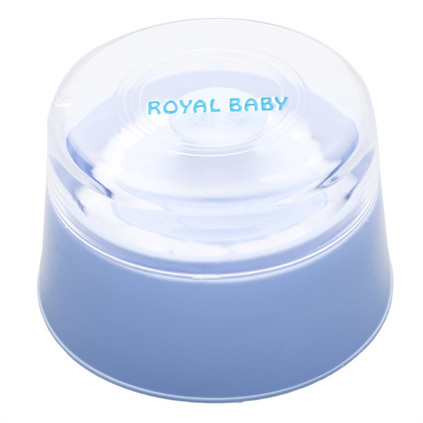 Royal Baby Powder Case (Blue)
