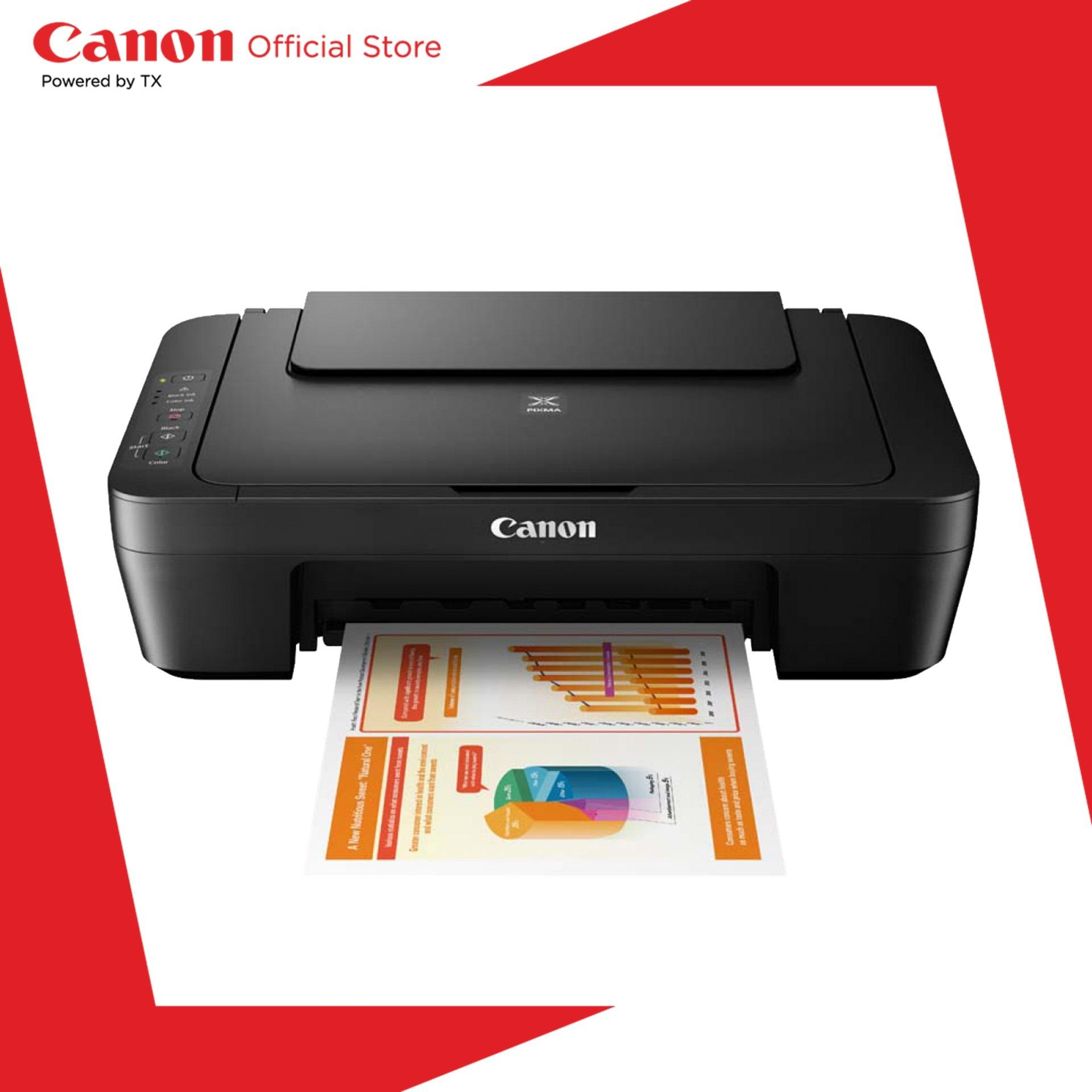 Canon MG2570S Multi Function Color Printer - Print / Scan / Copy