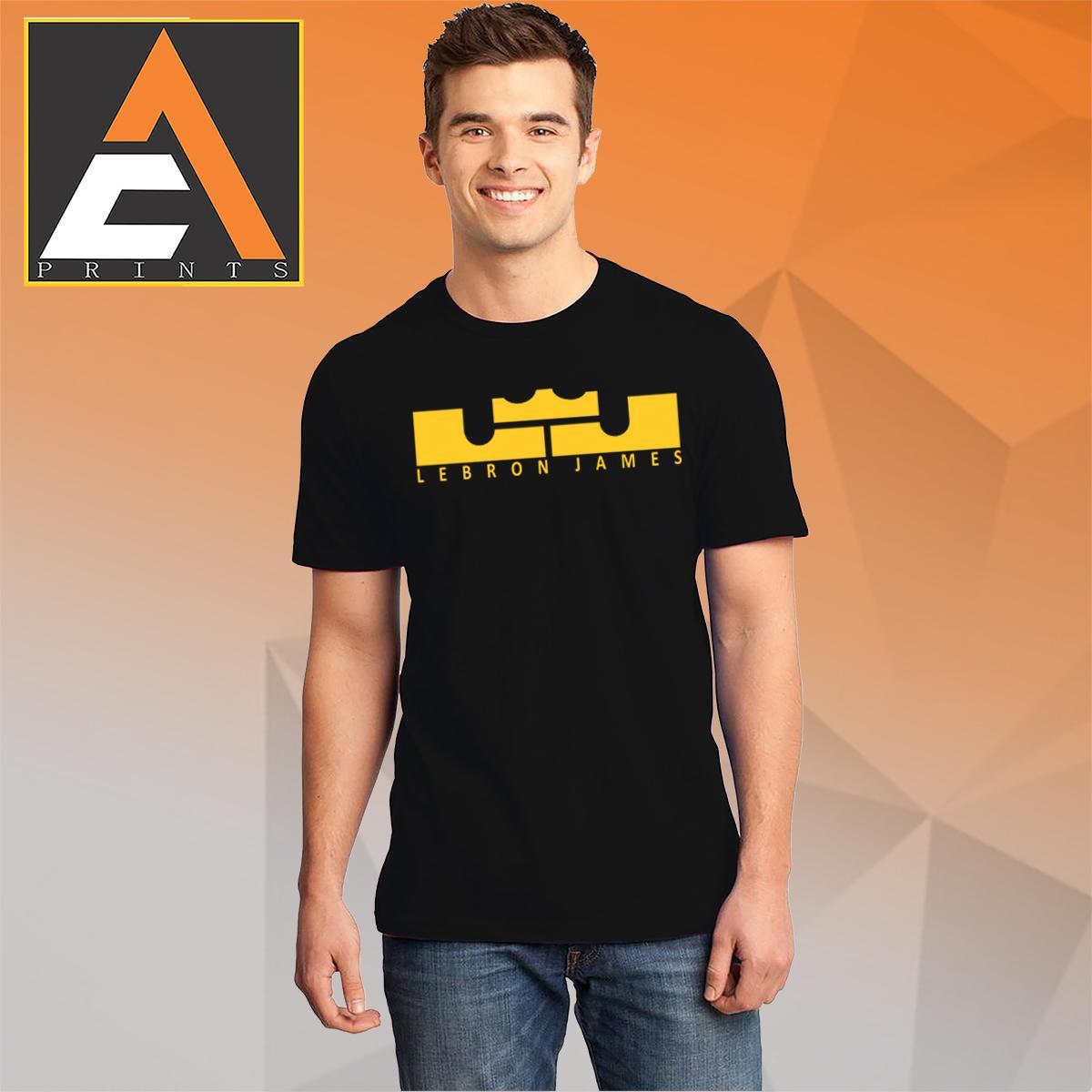 36933670599c LEBRON JAMES t shirt Basketball tshirt Basketball shirt Unisex(Men  Women)(Male