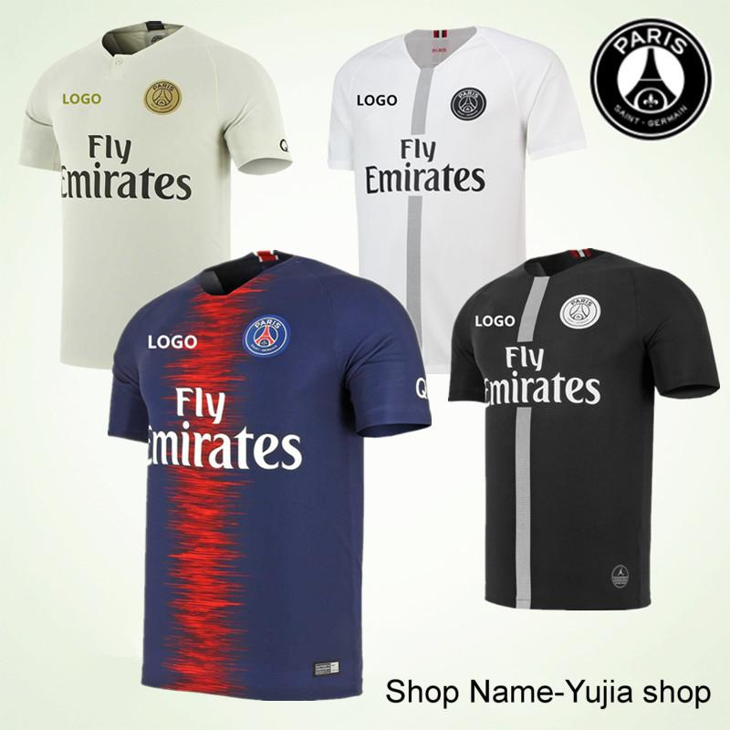 66487a0dde5 1819 Best Quality Paris Saint-Germain HOME AWAY TNIRD Soccer Jersey Football  Jersey-intl