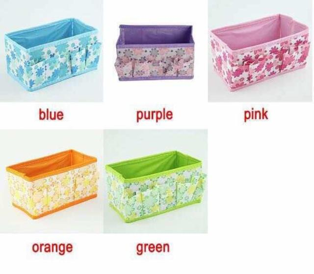 Folding Multi Makeup Cosmetic Storage Box Container Bag Case Philippines