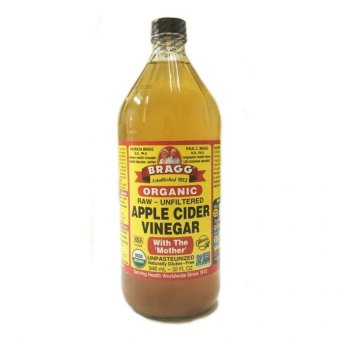 Bragg Organic Apple Cider Vinegar (946ml) - picture 2