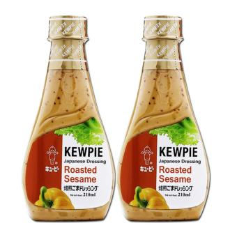 Kewpie Roasted Sesame Dressing 2 pack 210ml per pack