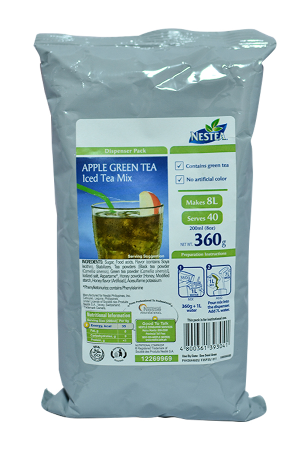 Nestea Apple Green Tea Iced Tea product preview, discount at cheapest price