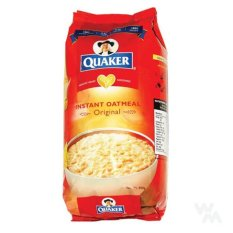 Quaker Instant Oatmeal Original 800g Oats For Breakfast